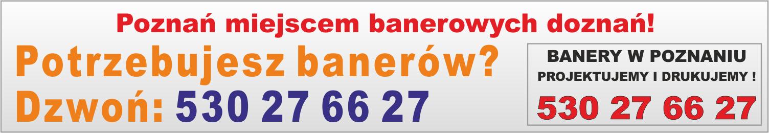 Poznań - baner