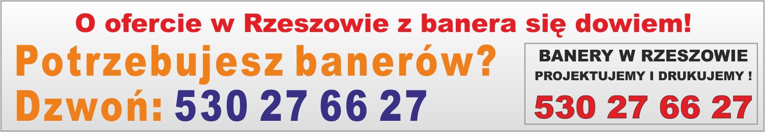 baner Rzeszów